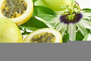 Yellow Passion Fruit Seed